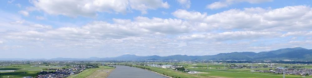 上空150mからの景色「ドローン空撮」